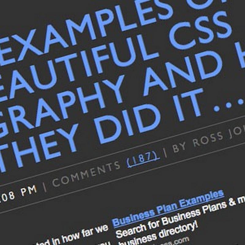 15 artículos para principiantes en CSS