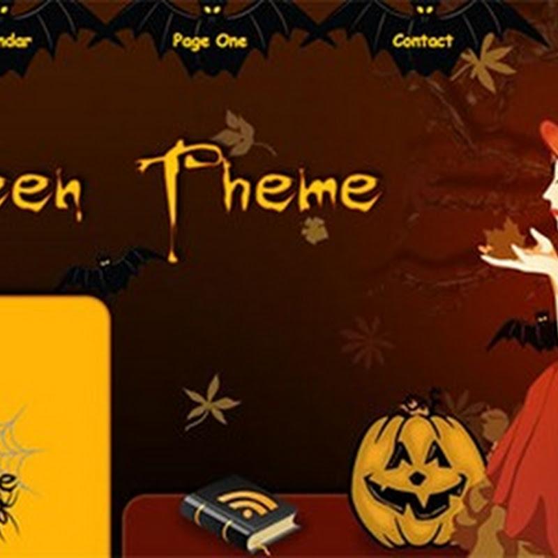 Temas para Wordpress de Halloween