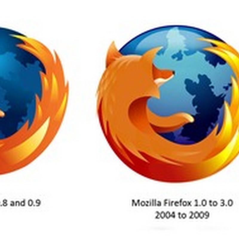 Firefox a lo largo de los años en imágenes
