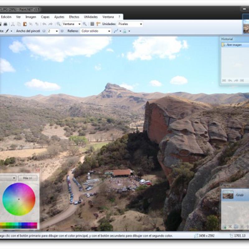 Paint.NET 3.5 ya está listo para descargar