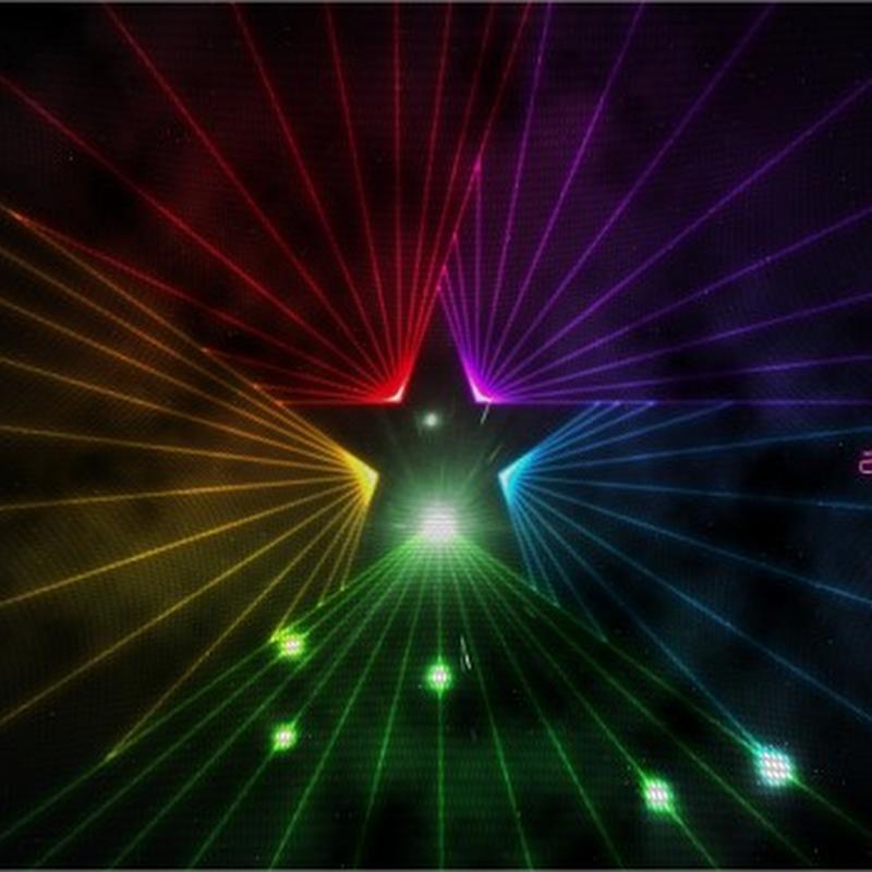 Crear efecto de estrella en Photoshop