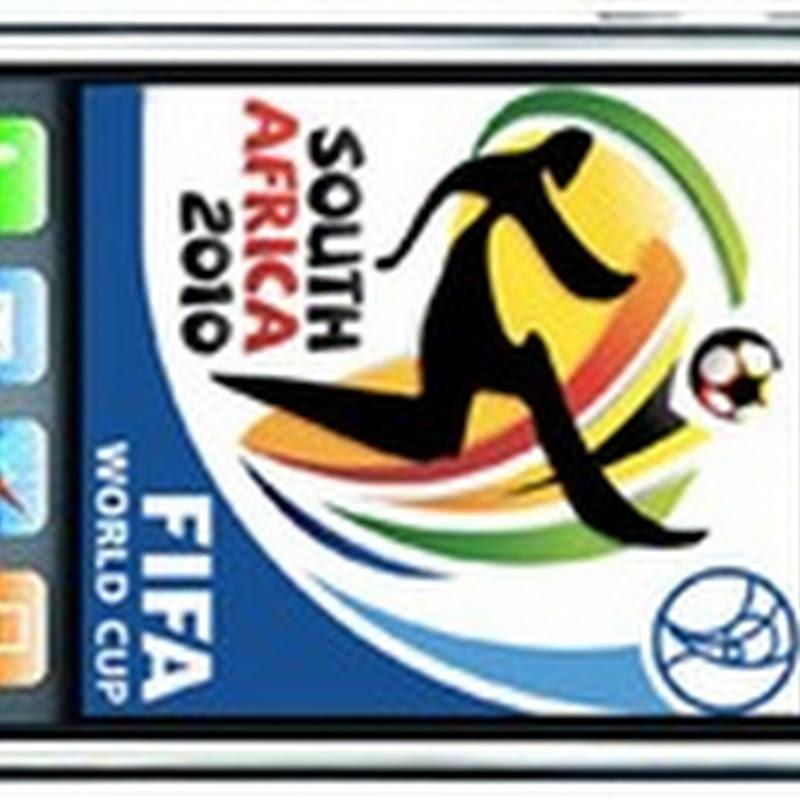 [Sudáfrica2010] 9 aplicaciones para seguir el mundial de futbol