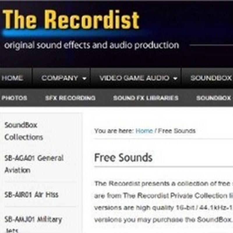 10 sitios web para encontrar efectos de sonido gratis