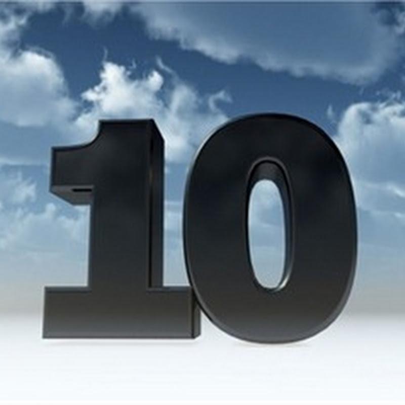 El TOP 10 de Agosto 2010 en Vida MRR