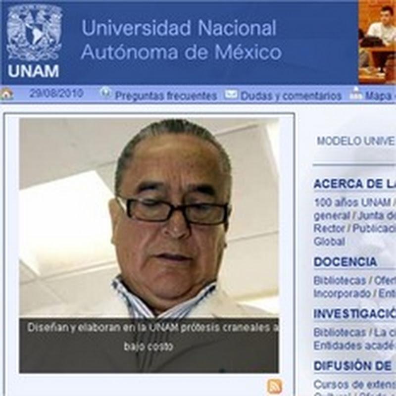 Las 5 mejores universidades de México con los peores sitios web