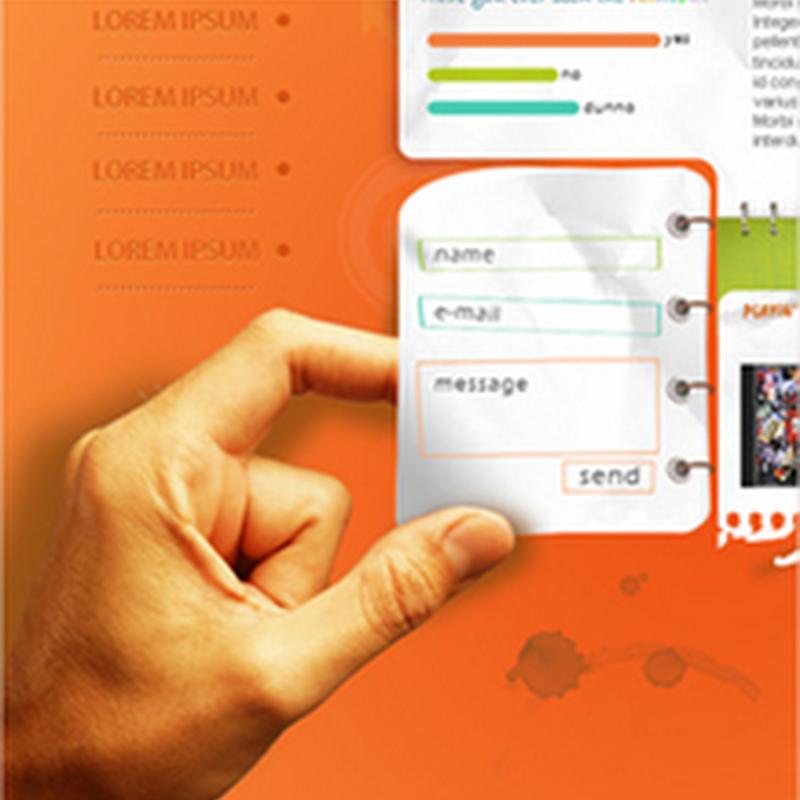 "37 diseños web que te harán decir ""Wow"""
