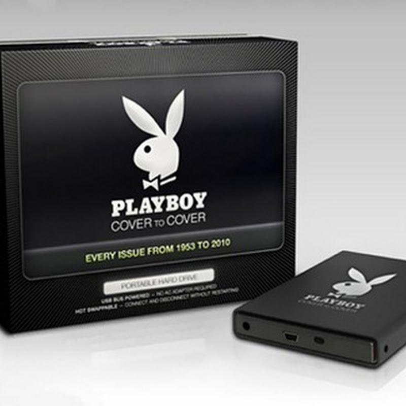[Humor] El disco duro de Playboy