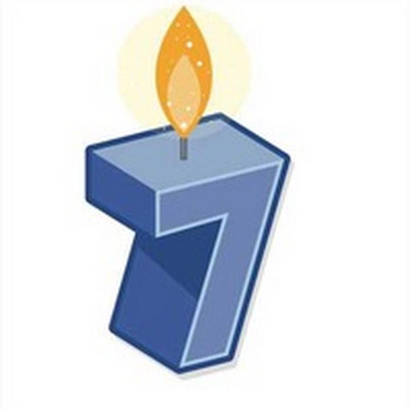 7 años de Facebook en imágenes