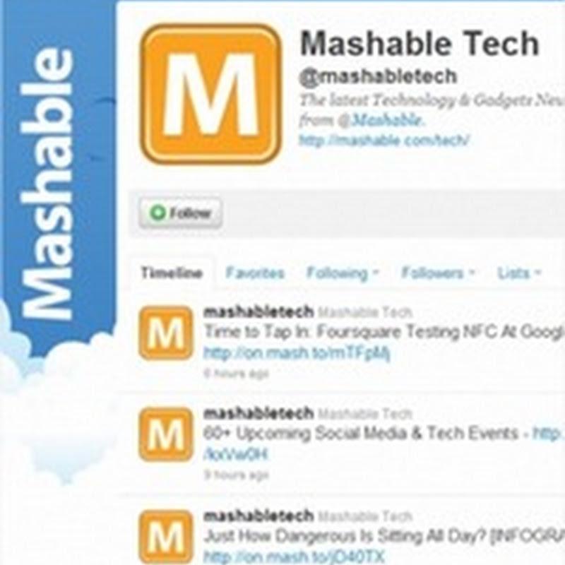 14 ejemplos de bonitos fondos en Twitter