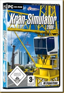 Crane Simulator - PROPER (2009)
