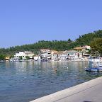 Portul mic din Thasos