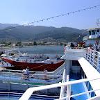 Thassos de pe Ferryboat