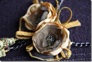 collana fiori organza-6