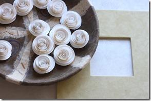 Розы рамка-6