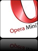 Aller sur internet avec son mobile comme sur un i-Phone grâce à Opera Mini.