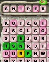 """""""sniper"""" in tiles"""