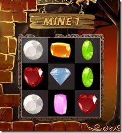 Mine 1 in Diamond Hunt