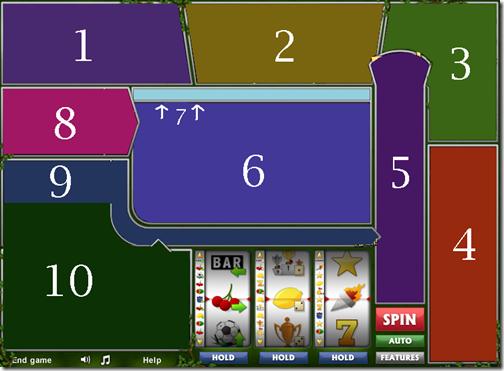 simplified board