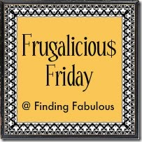 Frugaliciou$ Friday button