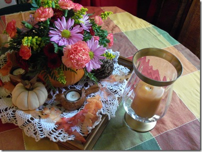 Fall centerpiece 006