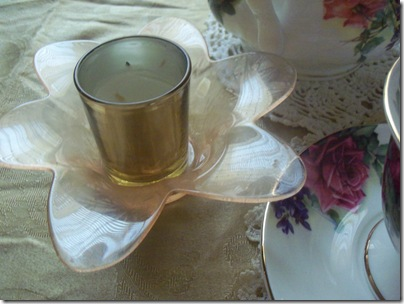 Matching teapot gift tea 015