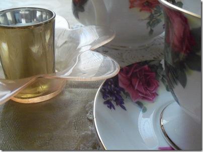 Matching teapot gift tea 021