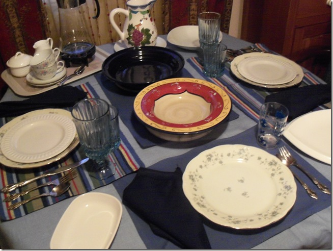 dinner and table 008