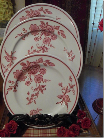 red rose restaurantware 008