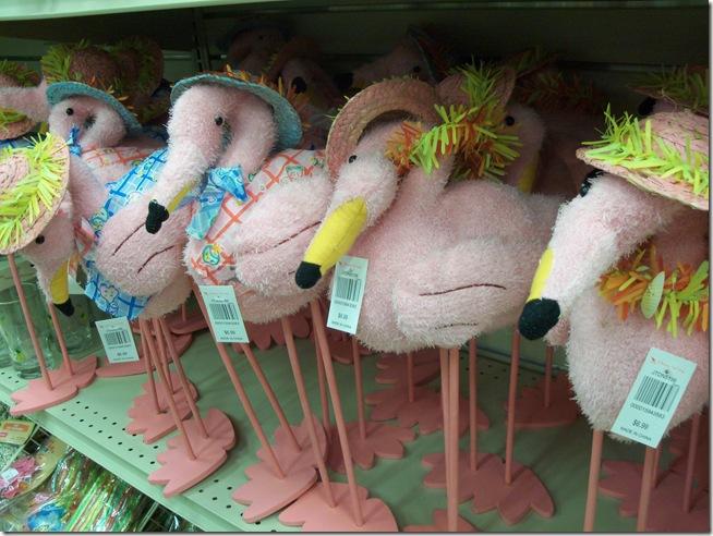 pink flamingos 001
