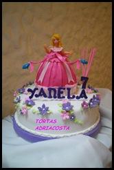 Cinderella con palomas(ch)