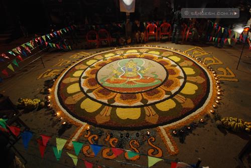 Nepal Sambat - Mandala