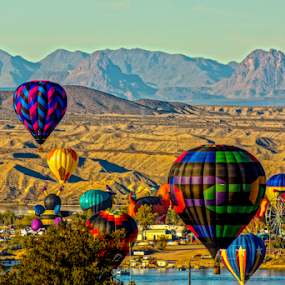 Balloons Floating by Tina Hailey - News & Events Entertainment (  )