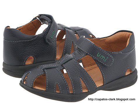 Zapatos clark:CN-751353