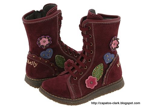 Zapatos clark:I652-751459
