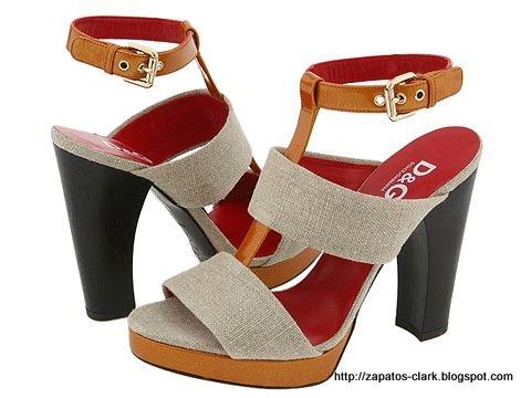 Zapatos clark:QJ38038-(751468)
