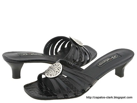 Zapatos clark:F400850.(751474)