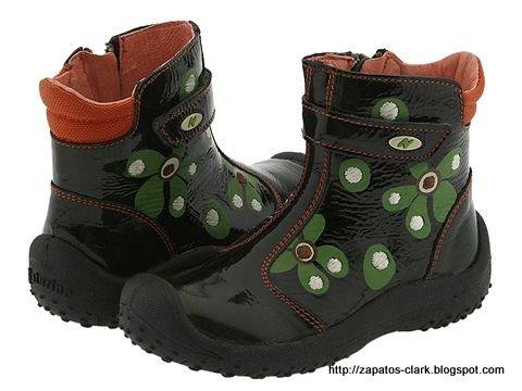 Zapatos clark:T384-751501