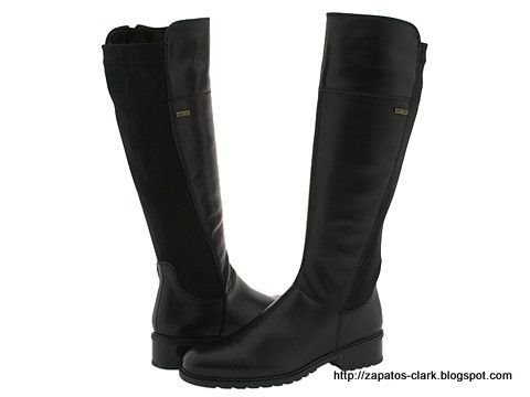 Zapatos clark:25414X~[751553]