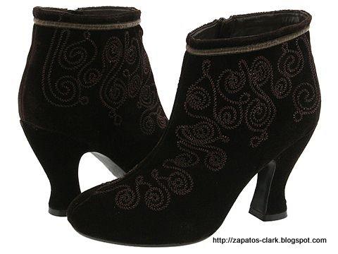 Zapatos clark:YA2481~<751578>