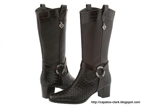 Zapatos clark:clark-751684