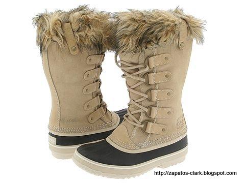 Zapatos clark:clark-751702