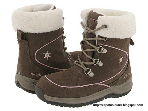 Zapatos clark:clark-751725