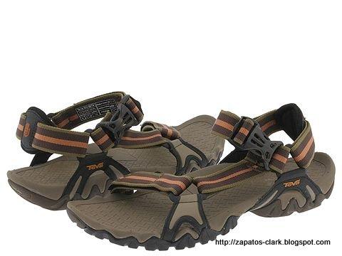 Zapatos clark:751766clark