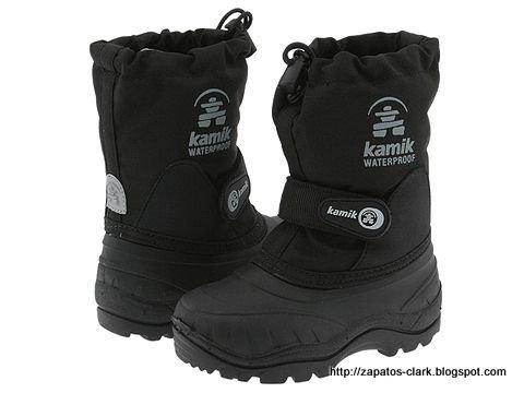 Zapatos clark:clark-752132
