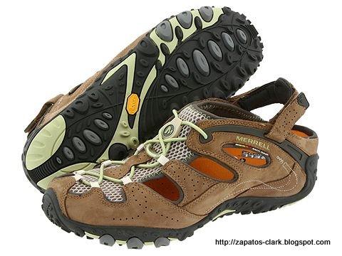 Zapatos clark:clark-752403