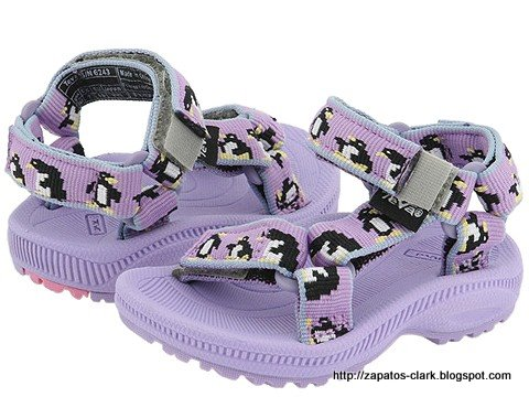 Zapatos clark:clark-752437
