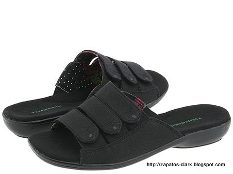 Zapatos clark:clark-749855