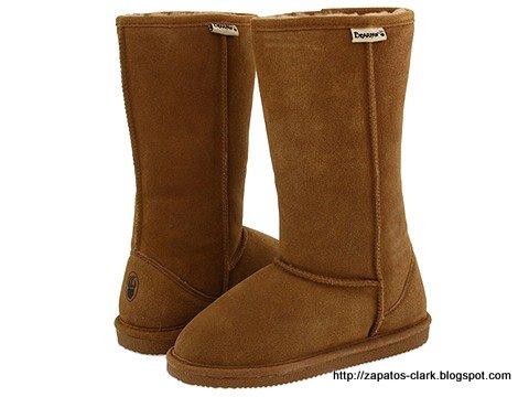 Zapatos clark:clark-749904