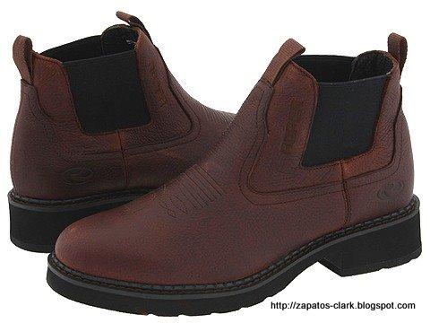 Zapatos clark:clark-750124