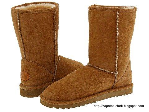 Zapatos clark:clark-750544